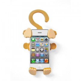 Grippy the Monkey Smart Phone Holder