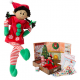 "10"" Magic Elf Playset Girl Elf"